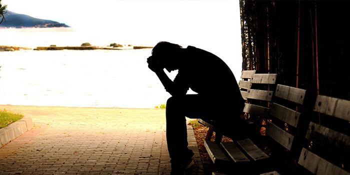 Symptômes comportementaux: paralysie de la pensée et de l'action